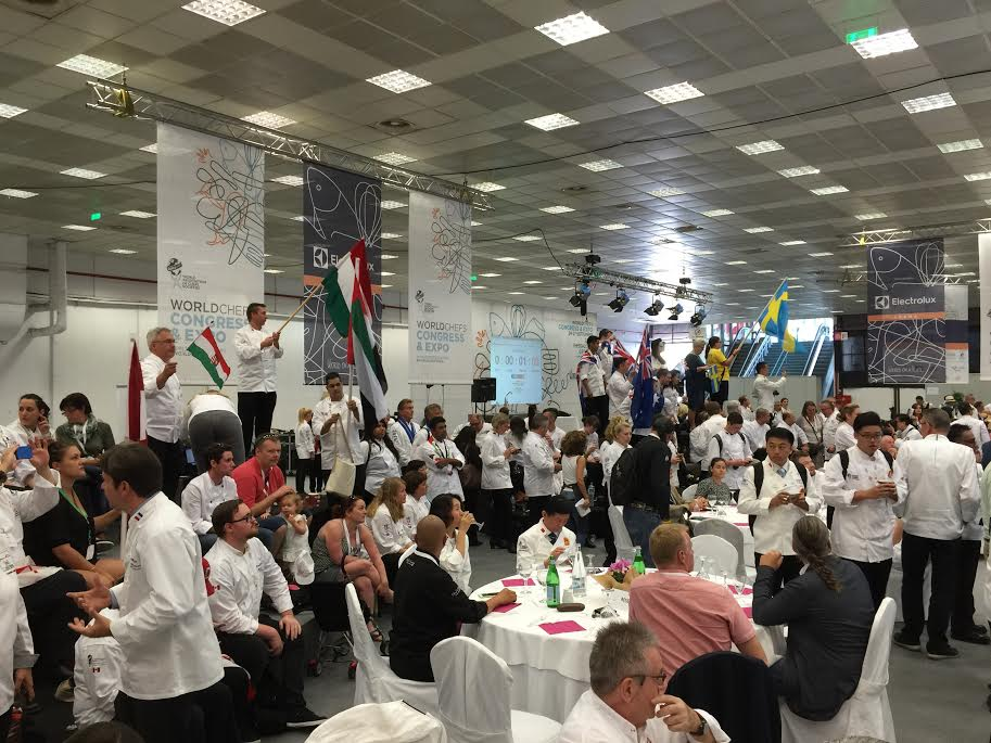 WorldChefs Congress 2016